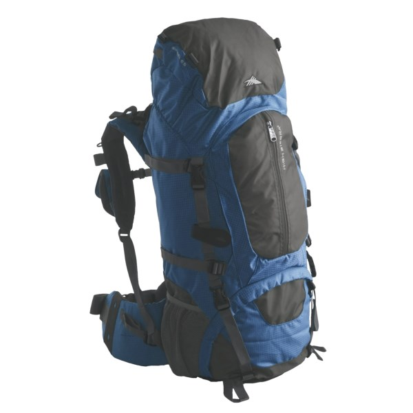 photo: High Sierra Sentinel 65 weekend pack (3,000 - 4,499 cu in)