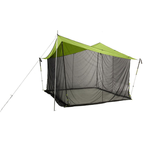 photo: NEMO Bugout tarp/shelter