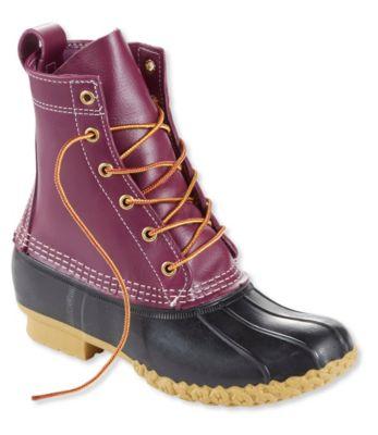 """L.L.Bean Bean Boots, 8"""""""