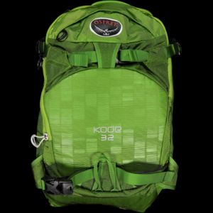 photo: Osprey Kode 32 winter pack