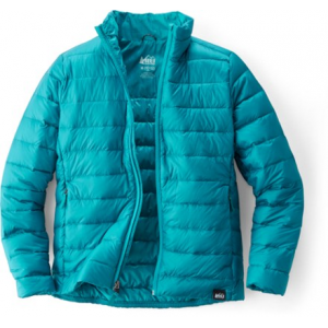 photo: REI Girls' Down Jacket down insulated jacket