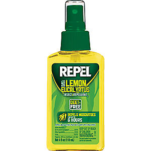 Repel Lemon Eucalyptus Insect Repellent