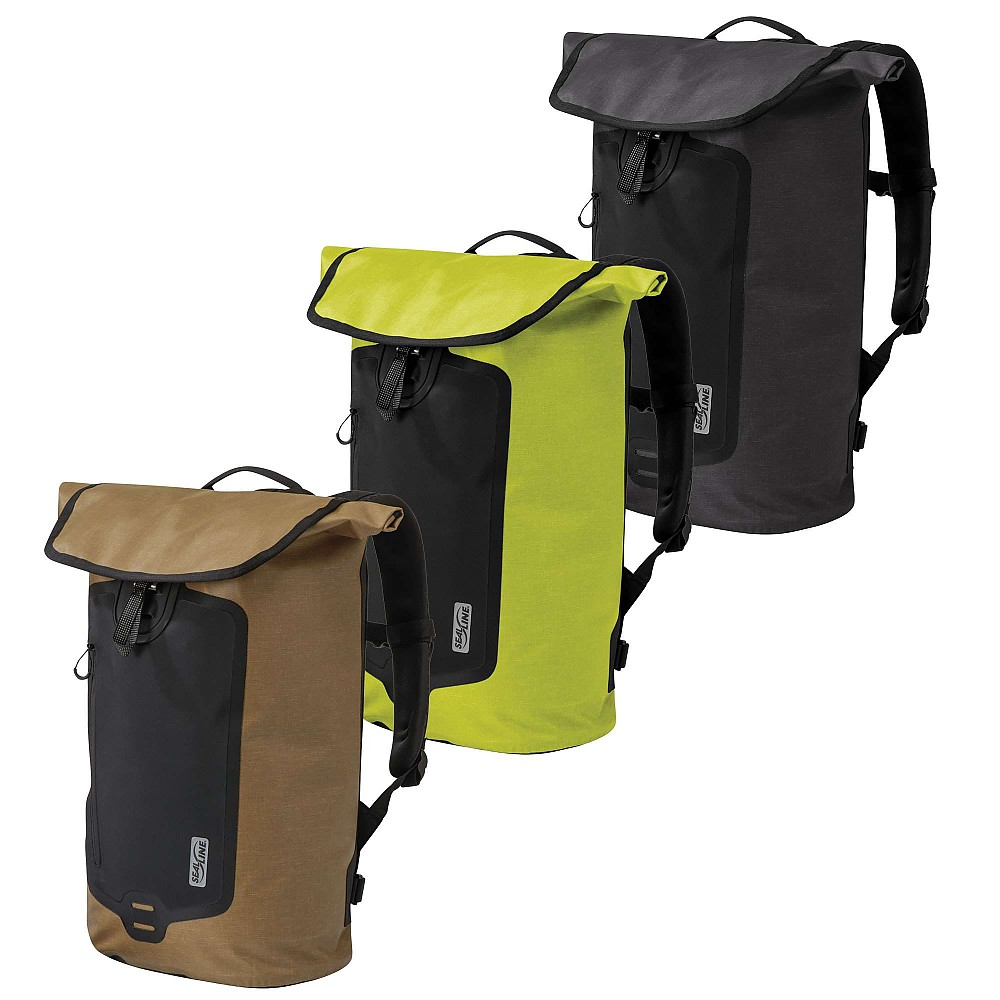 photo: SealLine Urban Dry Daypack dry pack