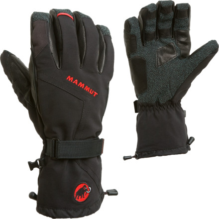 photo: Mammut Expert Pro Glove insulated glove/mitten