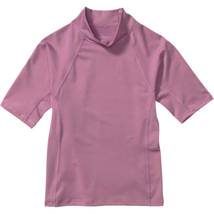 photo: Patagonia Short-Sleeved Rashguard short sleeve rashguard