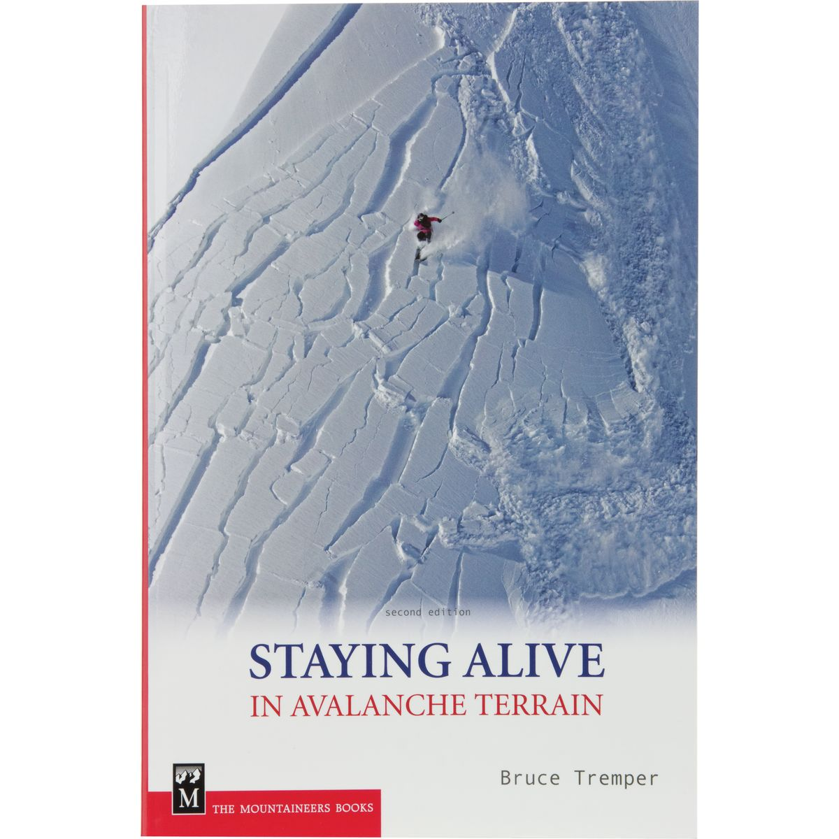 photo: The Mountaineers Books Staying Alive in Avalanche Terrain first aid/safety/survival book