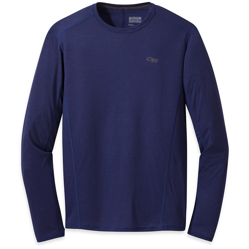 photo: Outdoor Research Enigma Crew base layer top