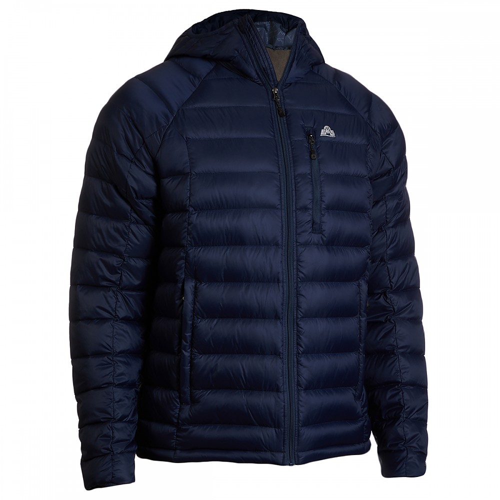 photo: EMS Feather Pack Hooded Jacket down insulated jacket