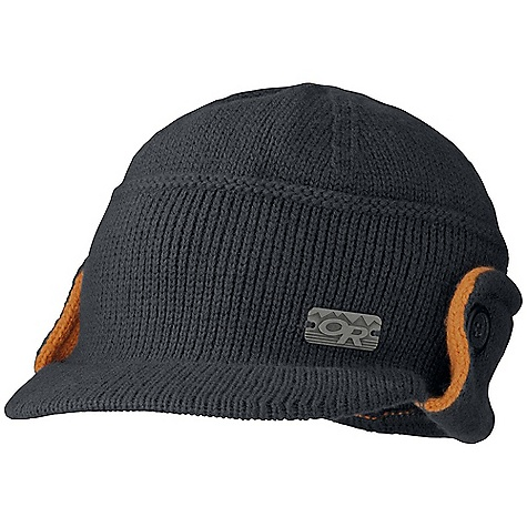 photo: Outdoor Research Foothills Cap winter hat