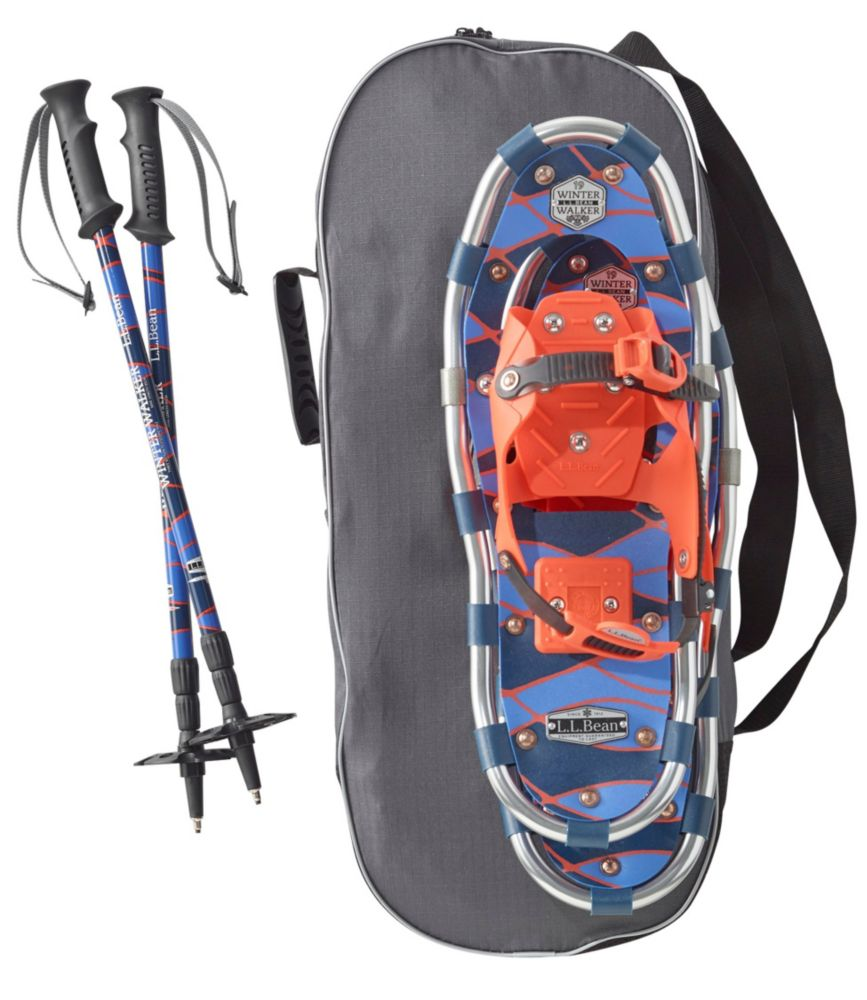 photo of a L.L.Bean ski/snowshoe product
