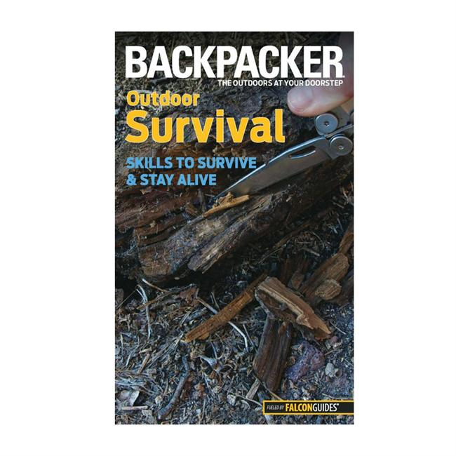 photo: Globe Pequot Outdoor Survival: Skills to Survive and Stay Alive first aid/safety/survival book