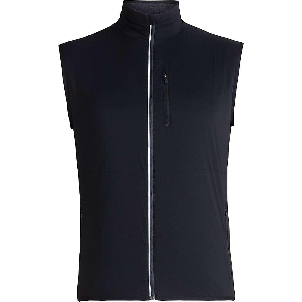 photo: Icebreaker Tech Trainer Hybrid Vest wool vest