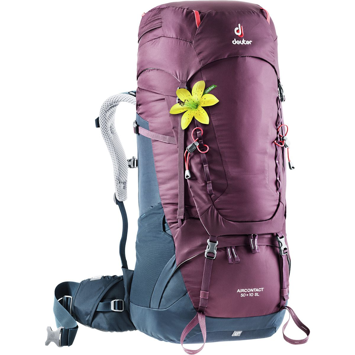 photo: Deuter Aircontact 50+10 SL weekend pack (50-69l)