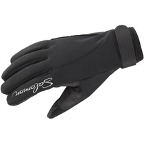 photo: Salomon Nordic Training Glove insulated glove/mitten