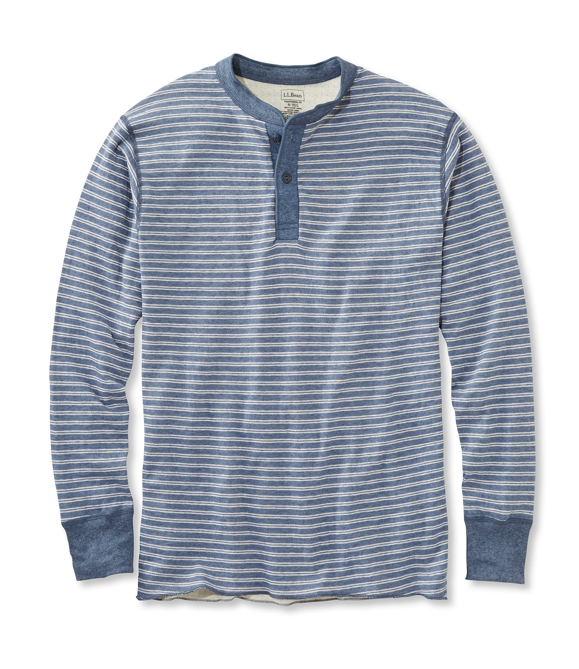 L.L.Bean Two-Layer River Driver's Shirt