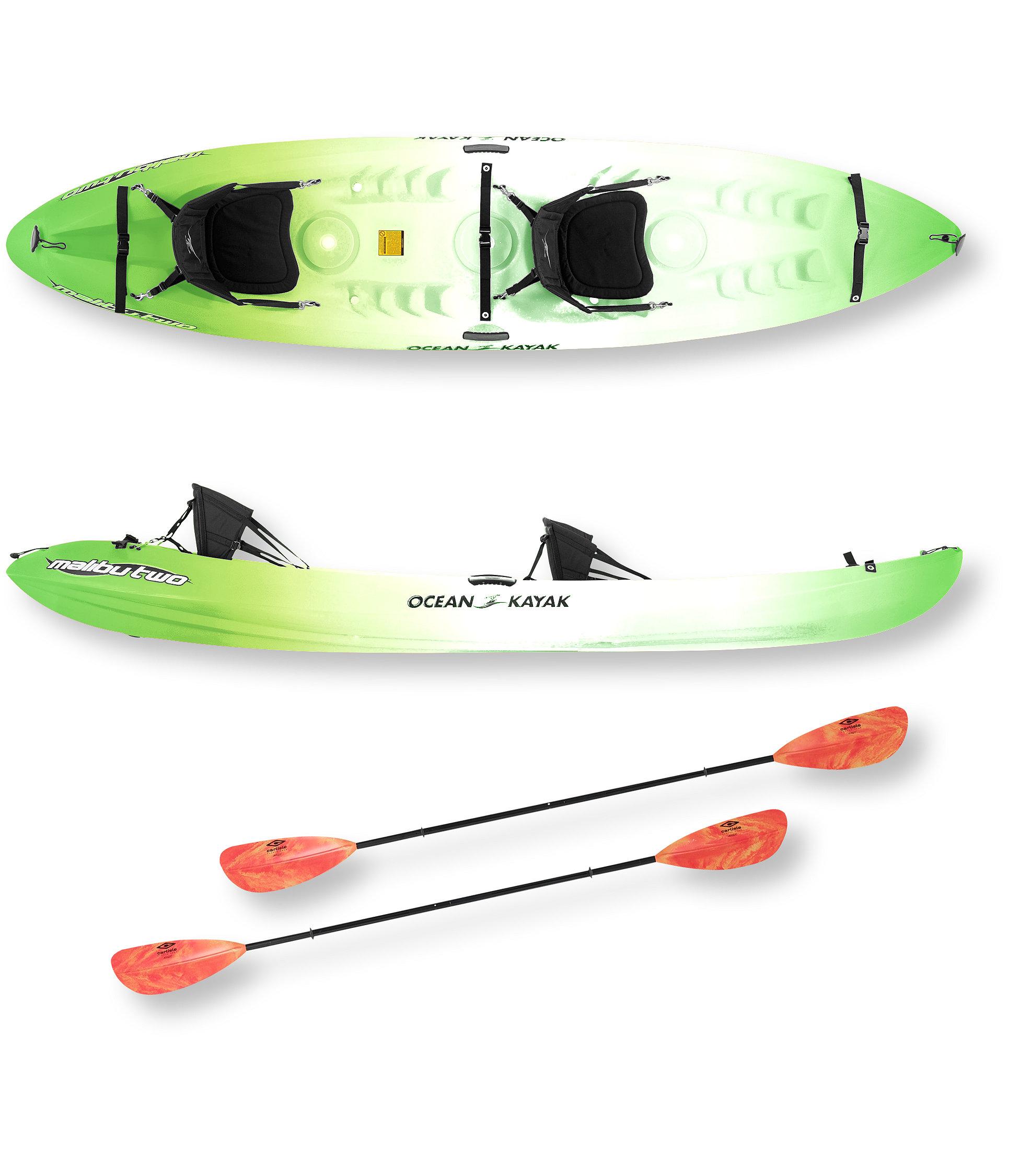 photo of a Ocean Kayak sit-on-top kayak