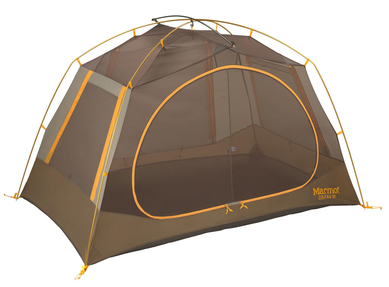photo: Marmot Colfax 2P three-season tent