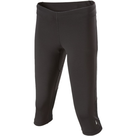photo: Salomon Women's Trail IV 3/4 Tights performance pant/tight
