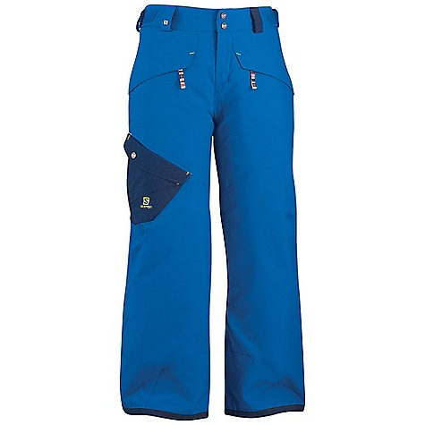 photo: Salomon Chillout Pant snowsport pant