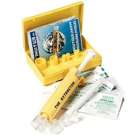 photo: Sawyer Extractor Pump Kit first aid supply