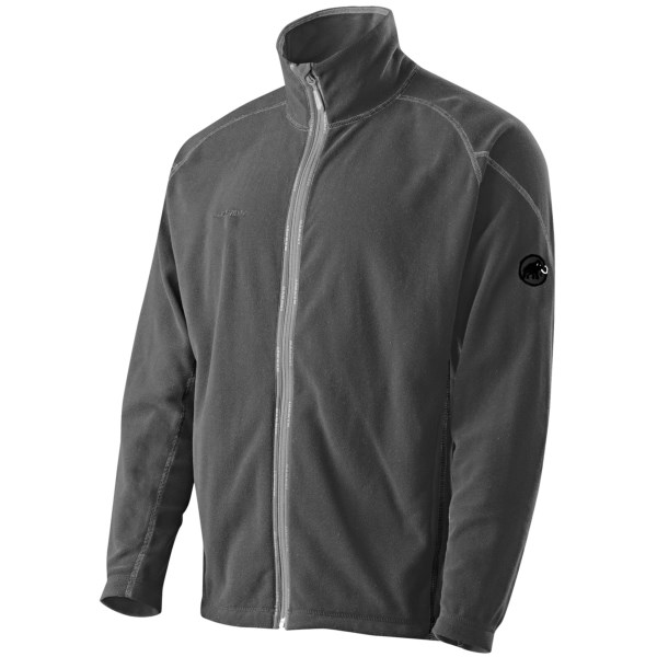 photo: Mammut Yadkin ML Jacket fleece jacket