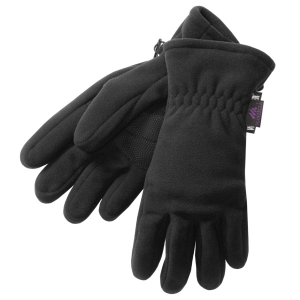 photo: Manzella Women's Insulated Fleece Gloves fleece glove/mitten