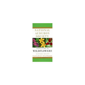 photo: National Audubon Society Field Guide to Wildflowers - East plant/animal identification guide