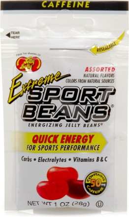 photo: Jelly Belly Extreme Sport Beans gel/chew
