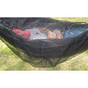 photo of a BIAS Hammock Gear hammock accessory