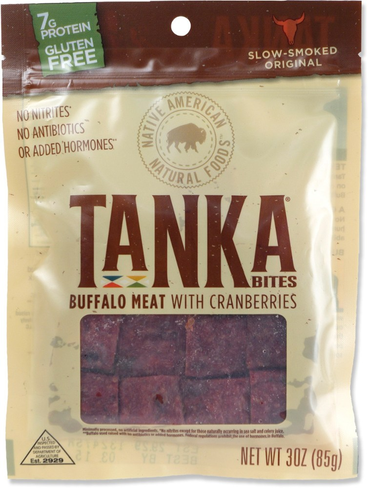 photo: Tanka Bites gel/chew