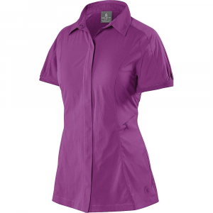 photo: Sierra Designs Women's Short Sleeve Solar Wind Shirt hiking shirt