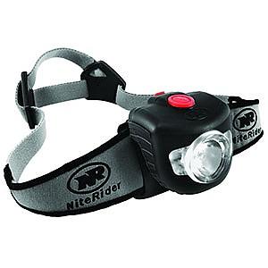 photo: NiteRider Adventure 180 headlamp