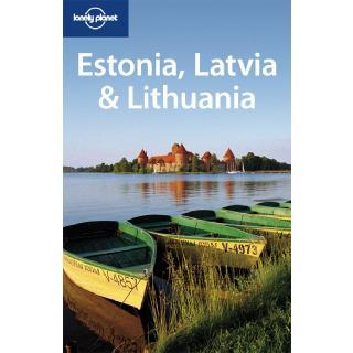 Lonely Planet Estonia, Latvia and Lithuania