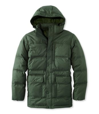 L.L.Bean Trail Model Down Hooded Parka