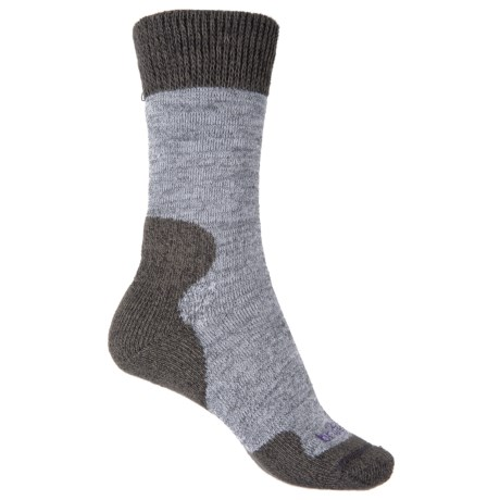photo: Bridgedale Men's Comfort Summit hiking/backpacking sock