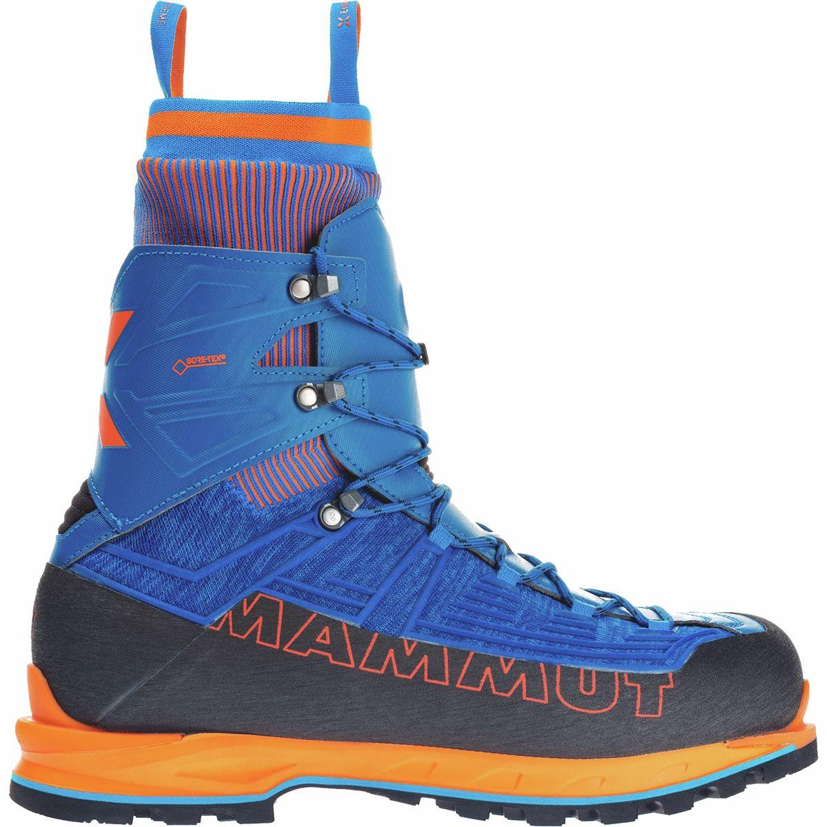 photo: Mammut Nordwand Knit High GTX mountaineering boot