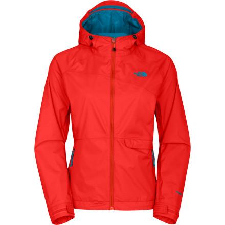 photo: The North Face Women's Cordellette Jacket waterproof jacket