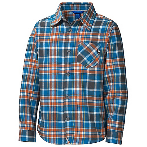 Marmot Cliffs Flannel Shirt