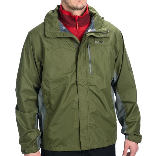 photo: Hi-Tec Hard Rain Shell waterproof jacket