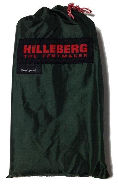 photo: Hilleberg Kaitum 2 GT Footprint footprint