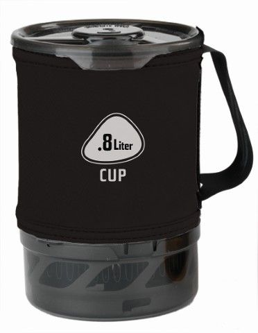 Jetboil .8L FluxRing Sol Aluminum Companion Cup