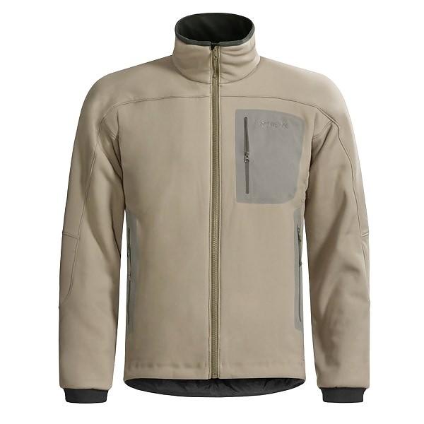 photo: Arc'teryx Men's Easyrider Jacket soft shell jacket
