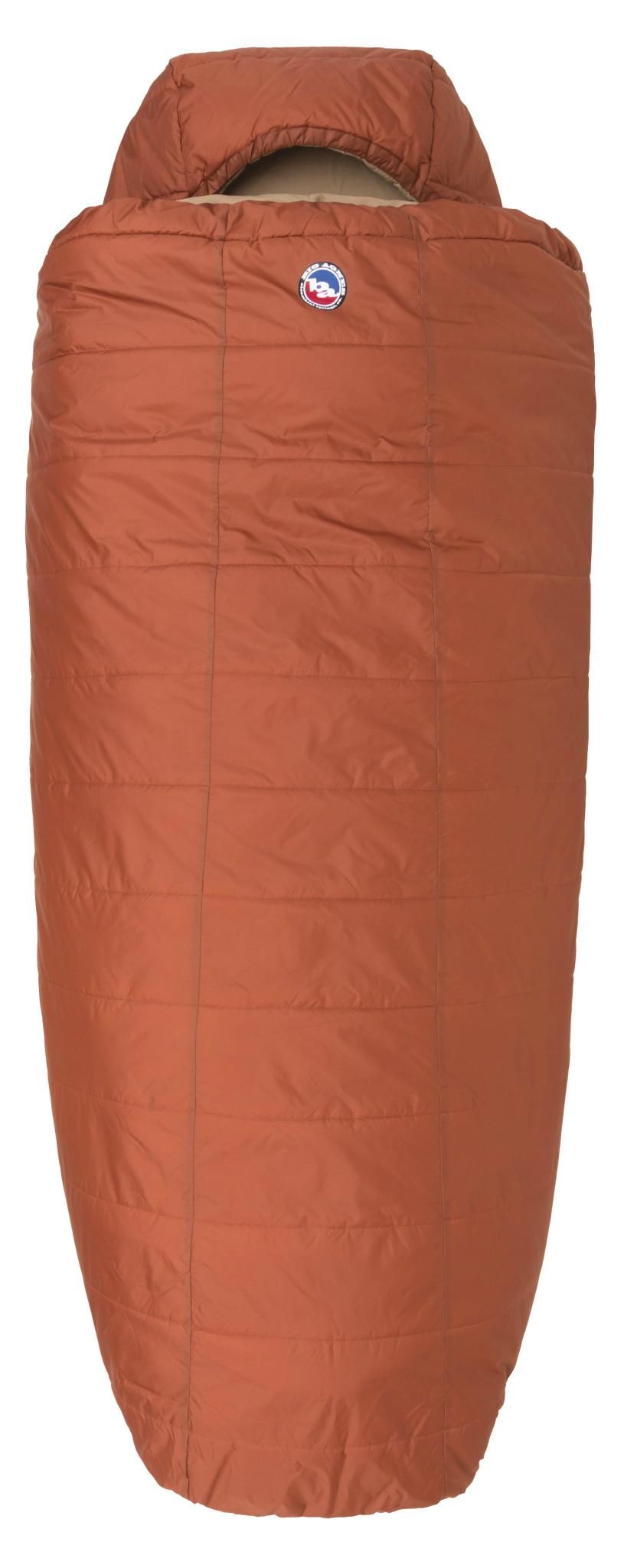 photo: Big Agnes Hog Park 20° 3-season synthetic sleeping bag