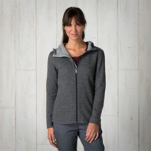 photo: Toad&Co Outbound Long Hoodie fleece jacket