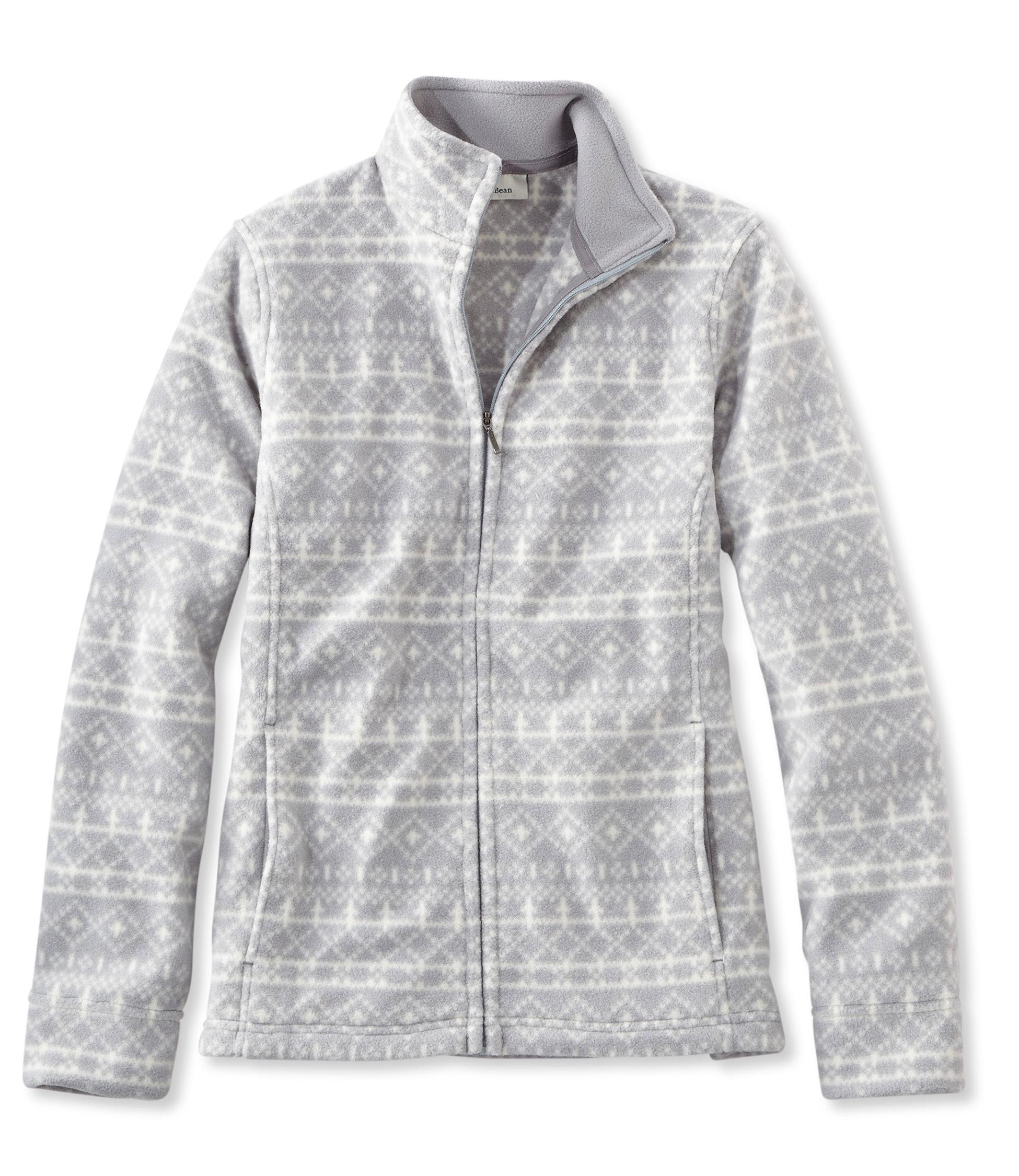 L.L.Bean Comfort Fleece, Full-Zip