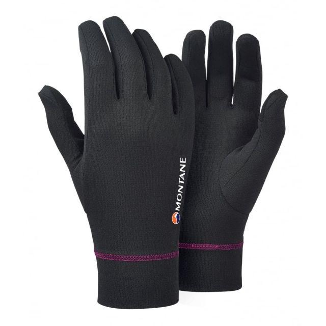 photo: Montane Women's Power Dry Glove fleece glove/mitten