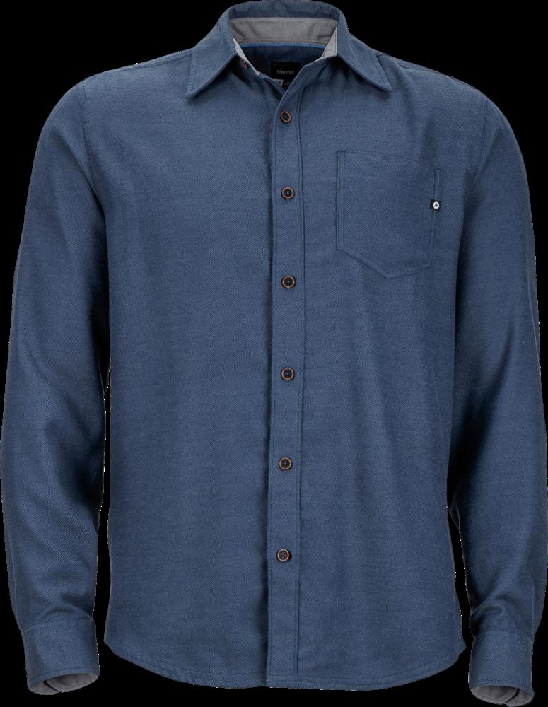 photo: Marmot Hobson Flannel LS hiking shirt