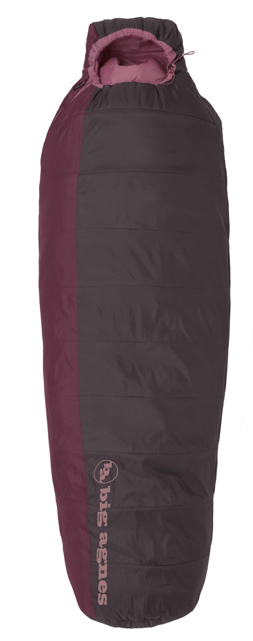 photo: Big Agnes Brooklyn 0 3-season synthetic sleeping bag