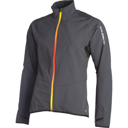 photo: Salomon XA Smartskin soft shell jacket