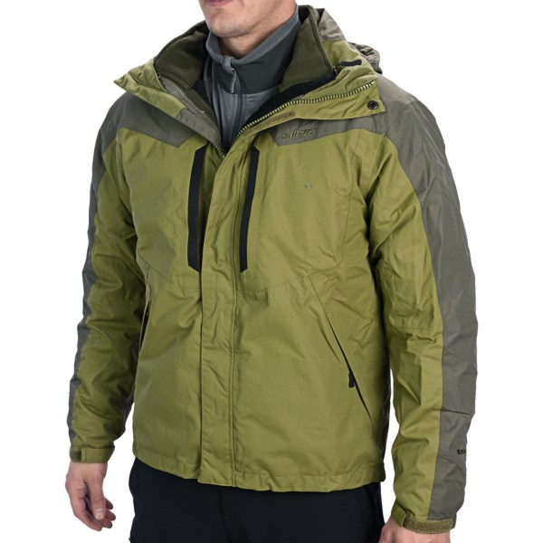 Hi-Tec Granite Peak Parka